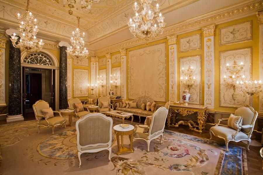 Una mirada al interior de un inmueble de lujo en Londres