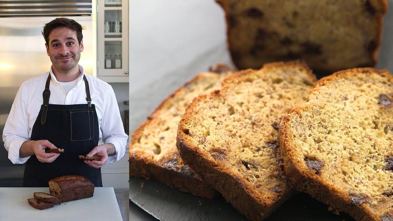 Best Banana Bread Kitchen Conundrums With Thomas Joseph Youtube Best Banana Bread Banana Bread Recipe Moist Banana Recipes