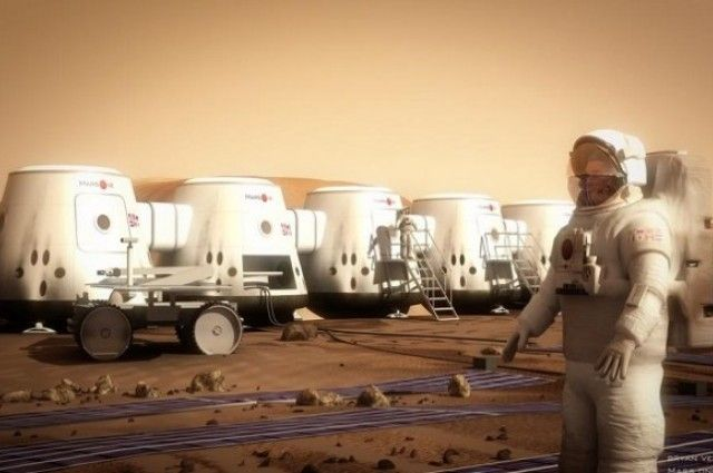 Mars One Mission Selects Final 100 Candidates to Colonize Mars | IFLScience