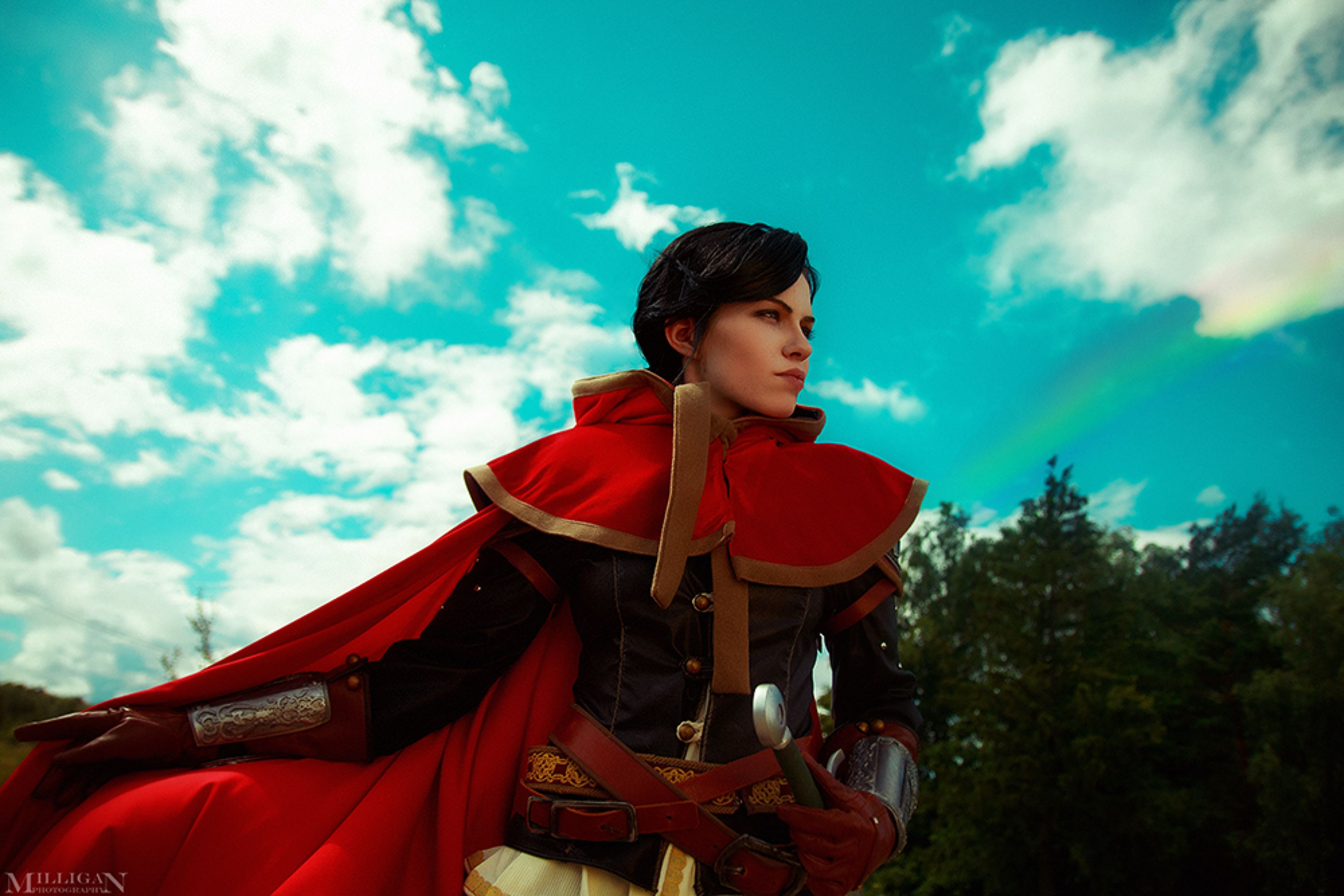 Tw Wh Syanna Fairytale By Milliganvick On Deviantart The Witcher The Witcher 3 Wild Hunt