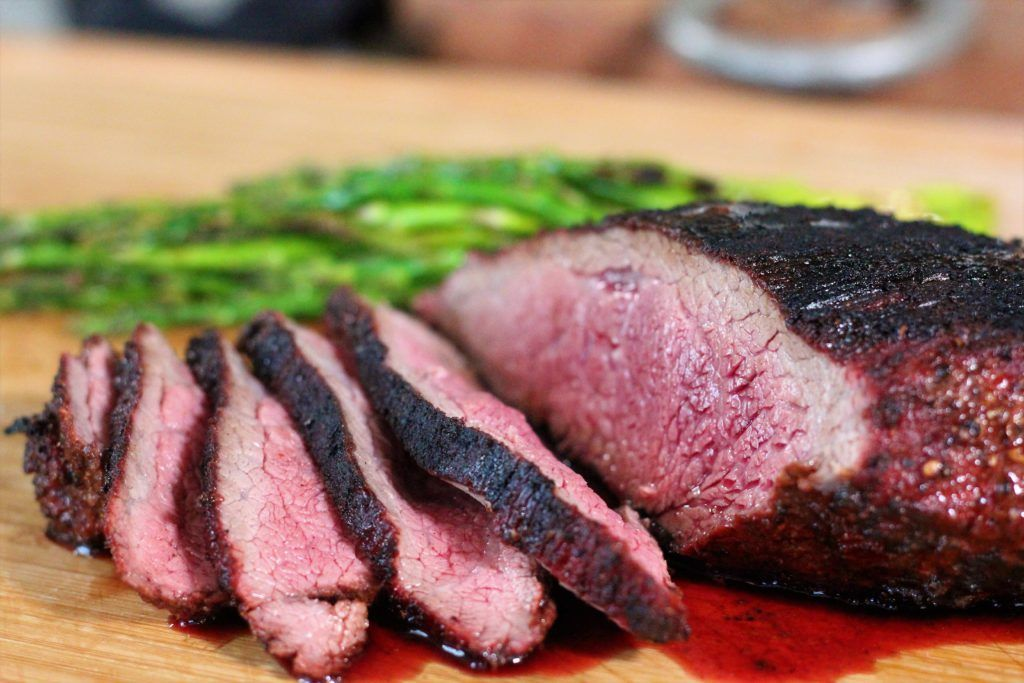 Coffee Rubbed Tri Tip is the ultimate flavor combo. A