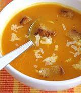 soep - Pompoensoep | De tafel van Tine