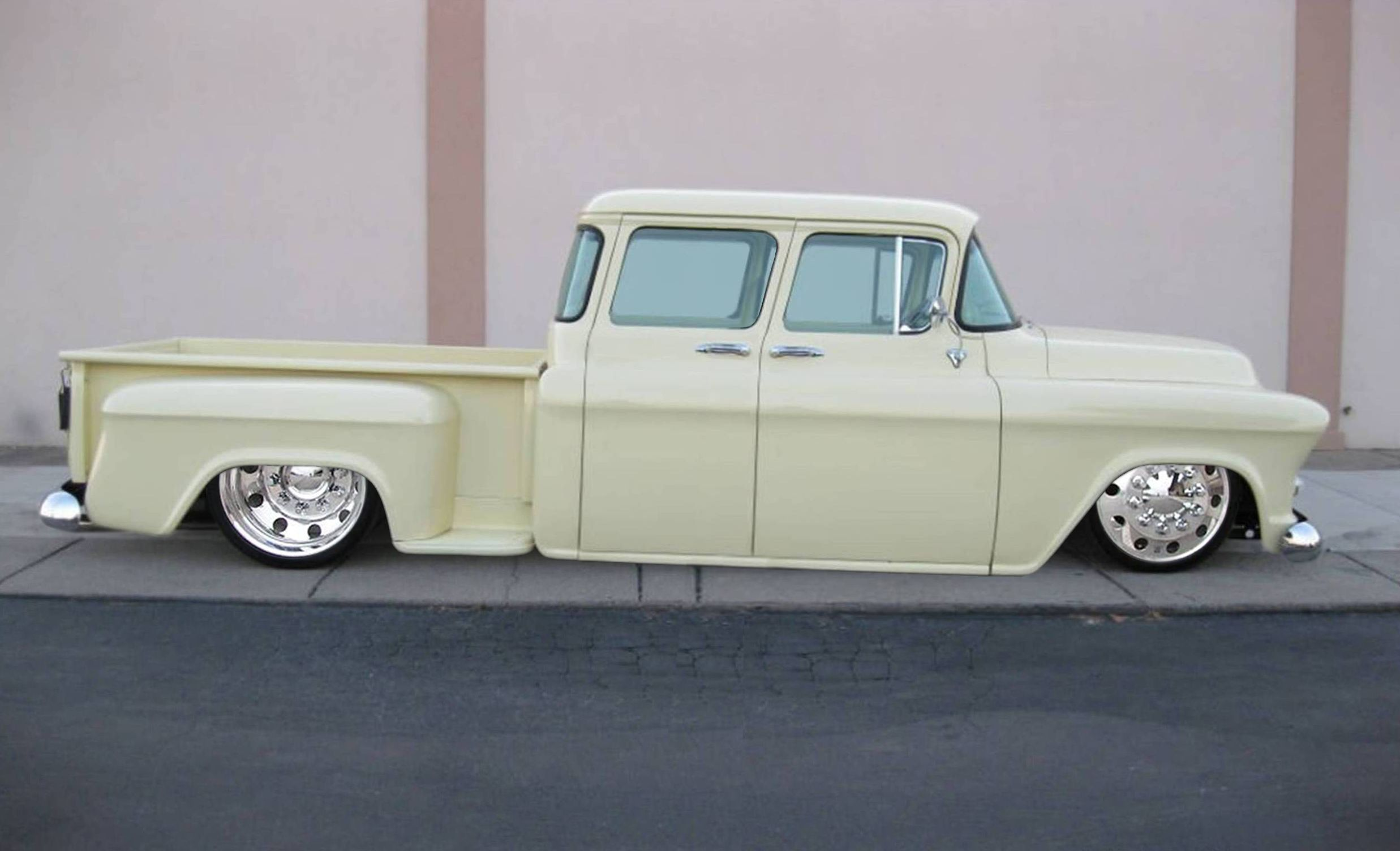 1955 chevy truck car clubs autos post - Custom Crew Cab Discussion The 1947 Present Chevrolet Gmc Truck Message Board Network American Iron Pinterest Gmc Trucks Message Board And