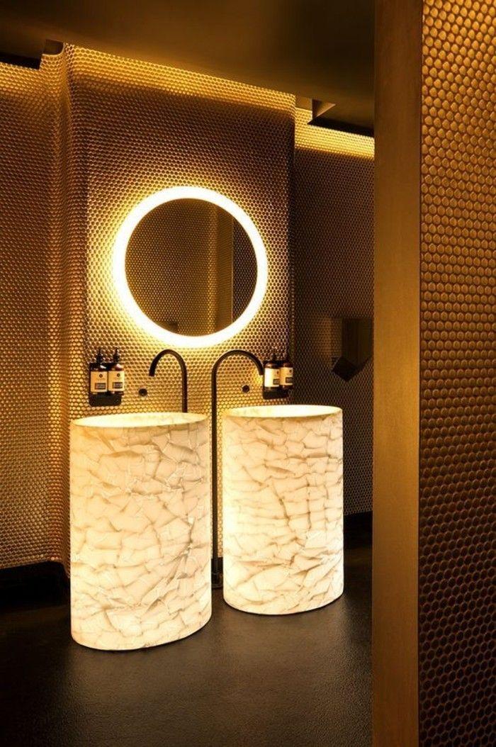 O¹ trouver le meilleur miroir de salle de bain avec éclairage