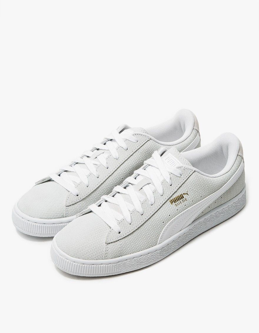 best service 5f18a 0a63d Puma / Suede Remaster Emboss in White | My Style | Puma ...