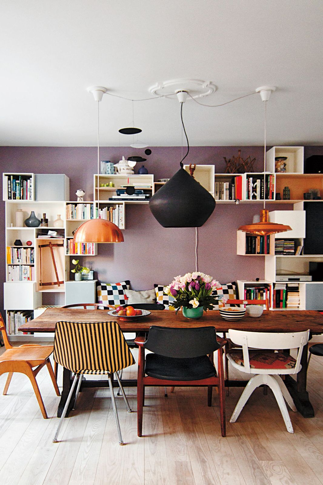 Zimmer im paris-stil  homes thatull make you want to pack up u move  chambre etudiant