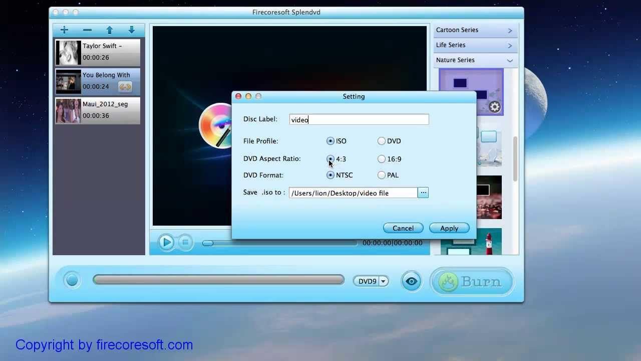 How To Burn Iphoto Slideshow To Dvd On Mac Do You Want To Burn Photo Slideshow To Dvd Now You Can Learn How To Burn Iphoto Slideshow Dvd Photo Slideshow Burns