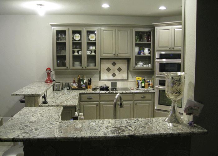 Azul aran granite countertop   kitchen ideas   Pinterest ...