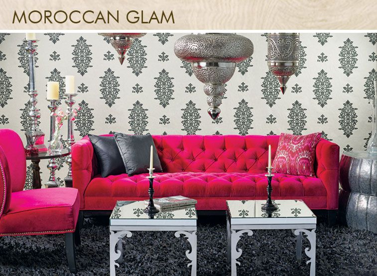 Superb Roman Sofa   Moroccan Glam   Eclectic   Sofas   Houston   High Fashion Home Idea
