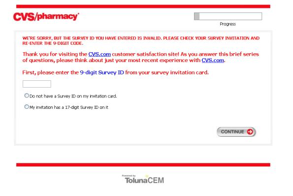 Cvs Pharmacy Customer Satisfaction Survey WwwSurveycvsCom
