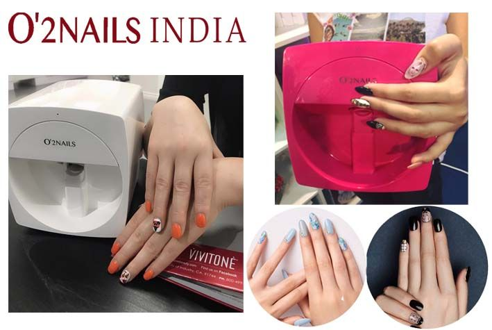 Nail Printer Machine is a digital tool that can print any pattern ...