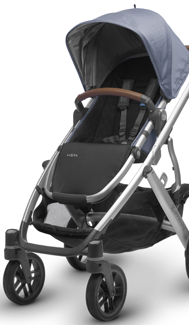 Uppababy Vista is the diva of its class and the new