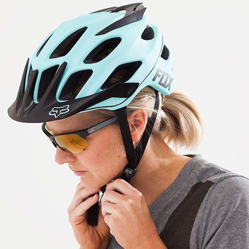 Fox Racing Flux Helmet Women S Mountain Biking Gear Bike Gear Bike