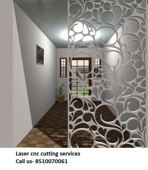We Provide All Kind Of Laser And Cnc Cutting Work On These