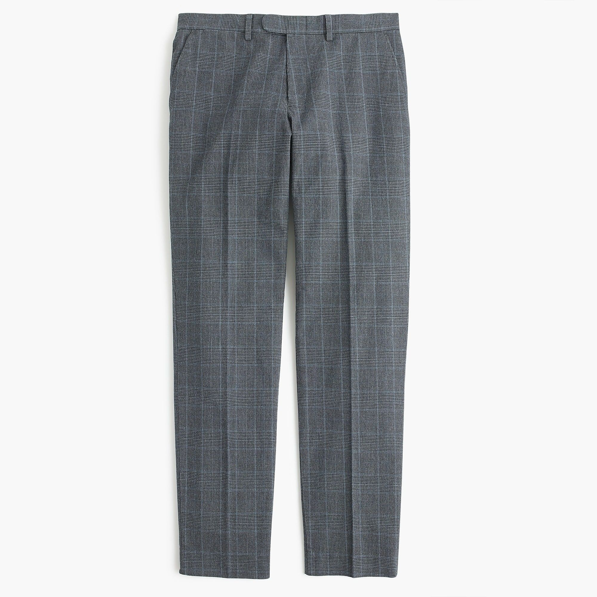 e6a36d4398e Men's Ludlow Slim-Fit Pant In Glen Plaid Cotton - Men's Pants | J.Crew