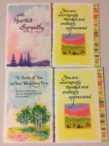 A blue mountain arts greeting card lot 19 thank you wedding sympathy a blue mountain arts greeting card lot 19 thank you wedding sympathy m4hsunfo