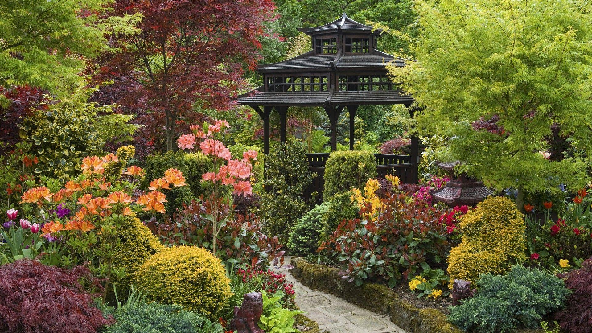 lovely zen garden wallpaper 2695 | Favorite Places & Spaces ...