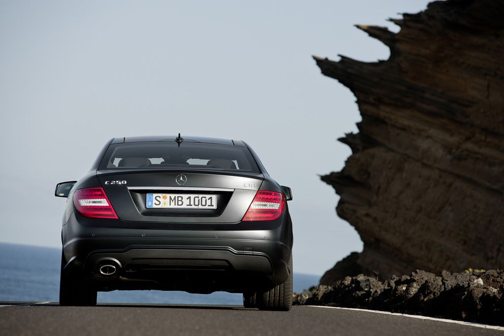 Clase C coupe