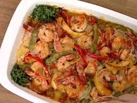 طريقة عمل صنية الجمبرى Cooking Recipes Cooking Recipes