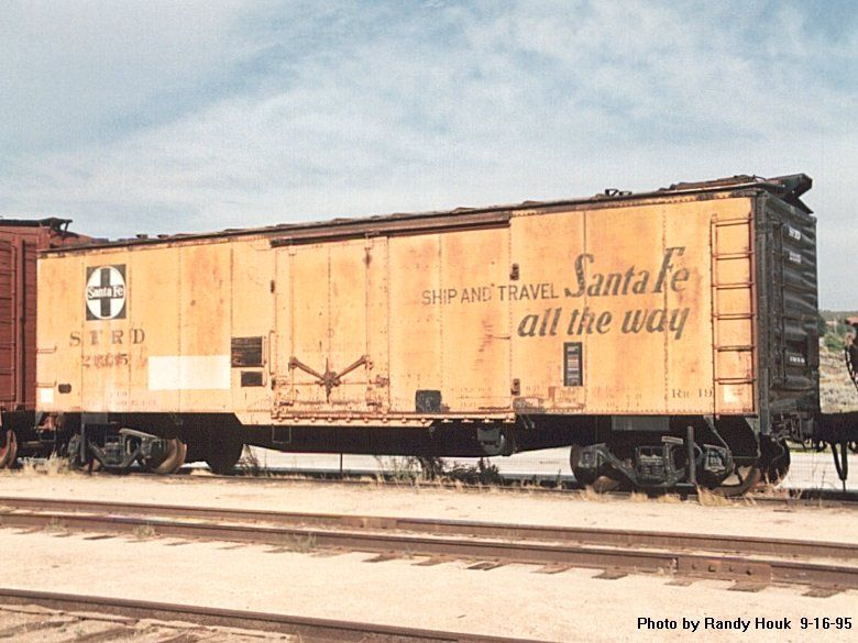Image Detail For Atchison Topeka Santa Fe Railway Company S