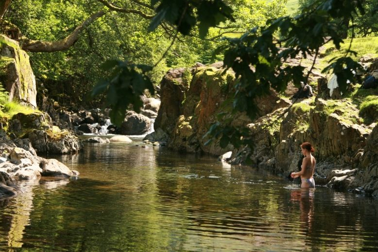 Join. Skinny dipping swimming holes