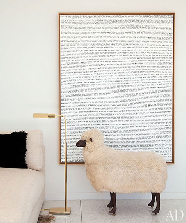 Do It Yourself Home Design: Interiors With Art So Simple You'll Want To Do It Yourself
