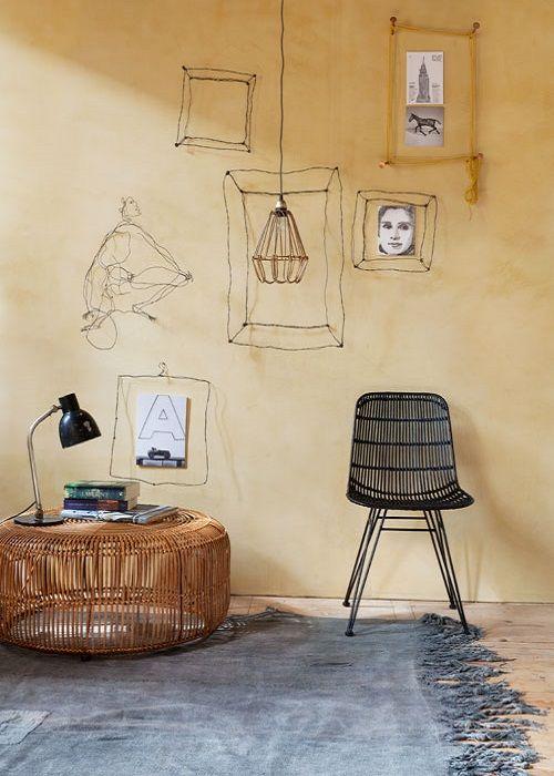 Decoraci n con muebles y accesorios de estructura - Accesorios para decoracion de interiores ...