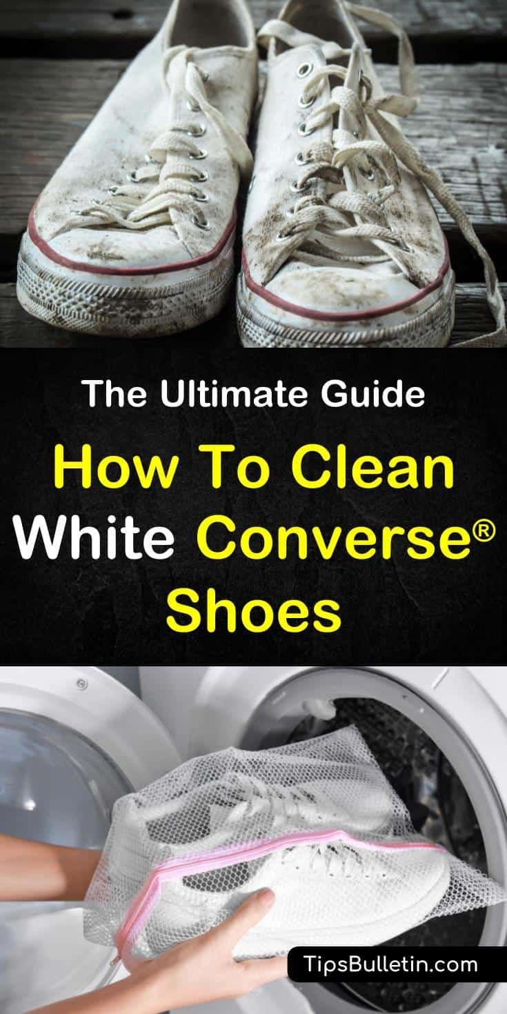 how to clean white shoelaces fast