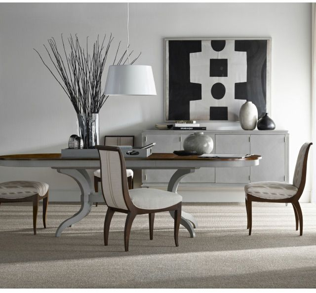 Hickory Chair Dining Room  Divine Dining  Pinterest  Hickory Fascinating Hickory Dining Room Chairs Inspiration Design