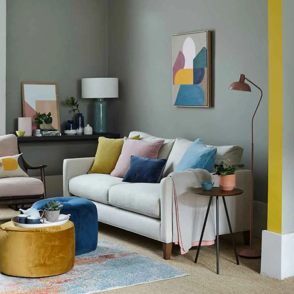 Imaginative Paint Ideas Feature Walls And Paint Effects To Give Any Room A Makeover In 2021 Living Room Paint Paint Colors For Living Room Living Room Color