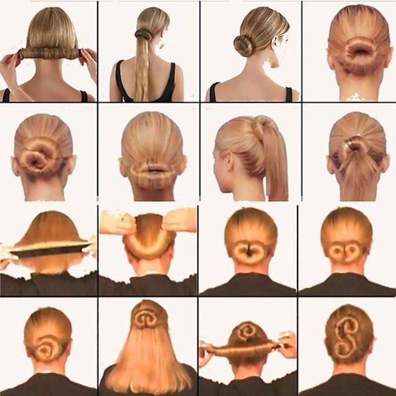 Magic Hair Bun Maker Products Pinterest Hair Hair Styles And