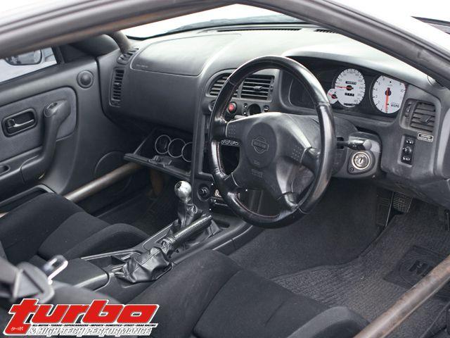 Nissan Skyline Gtr R33 Cabin Interior Japanese Fast Cars