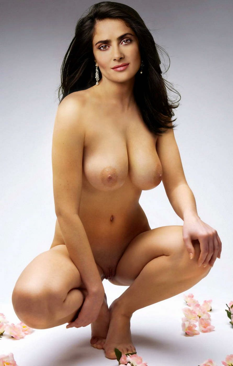 from Amir salma hayek naked real pictures