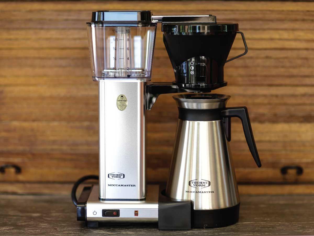 Technivorm Moccamaster KBGT741 Coffee Brewer Coffee