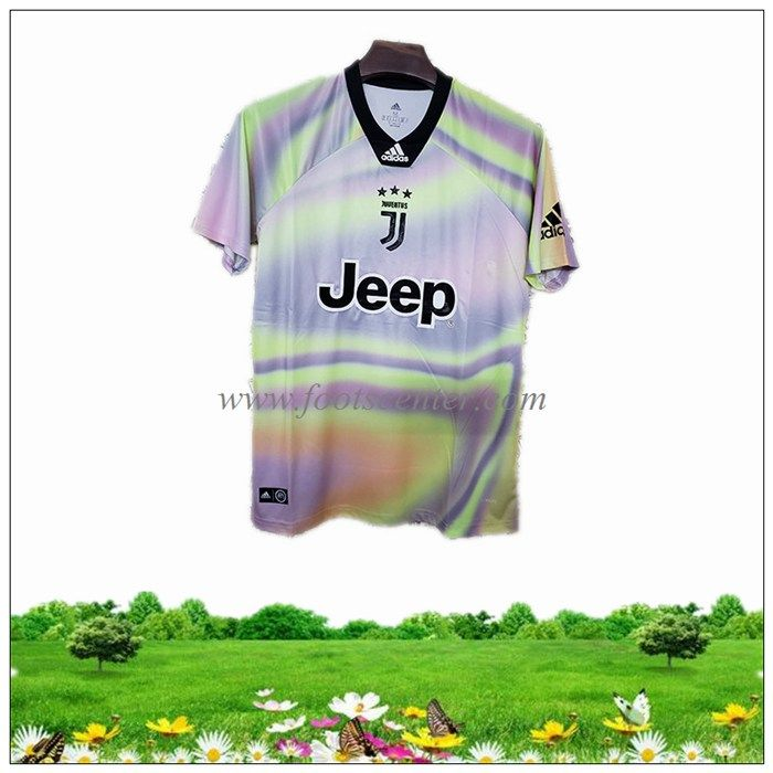 buy popular 6473f b7134 Footscenter : Maillot de Foot Juventus Adidas X EA Sports ...