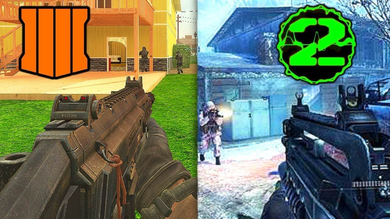 5 Ideas that'd bangg in (MW2 Remastered) & BO4 - Top 5 Things for