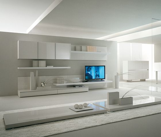 Modern Furniture 2014 Clever Furniture Arrangement Tips: Living-Room-Wall-Systems-Design-by-Plinto-of-Former