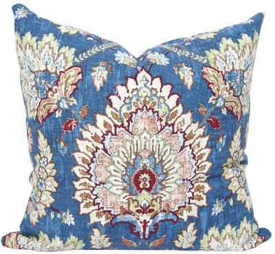 Clifton Hall, Gem Pillow by Tonic