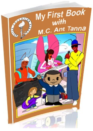 My first book With M.C. Ant Tanna