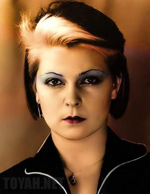 Dreamscape A Toyah Willcox Fansite The Blue Meaning Willcox Music Artists Short Hair Styles