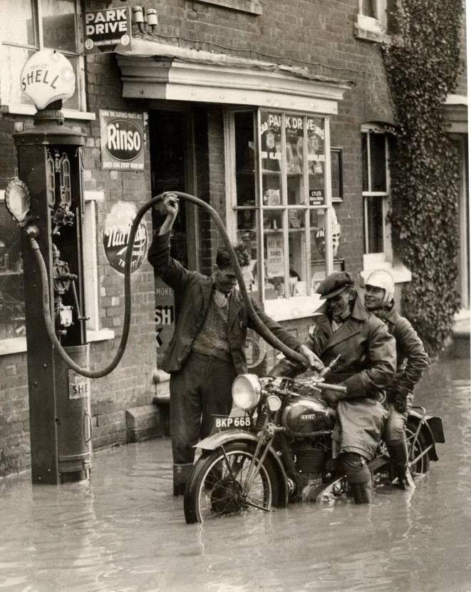 England 1935