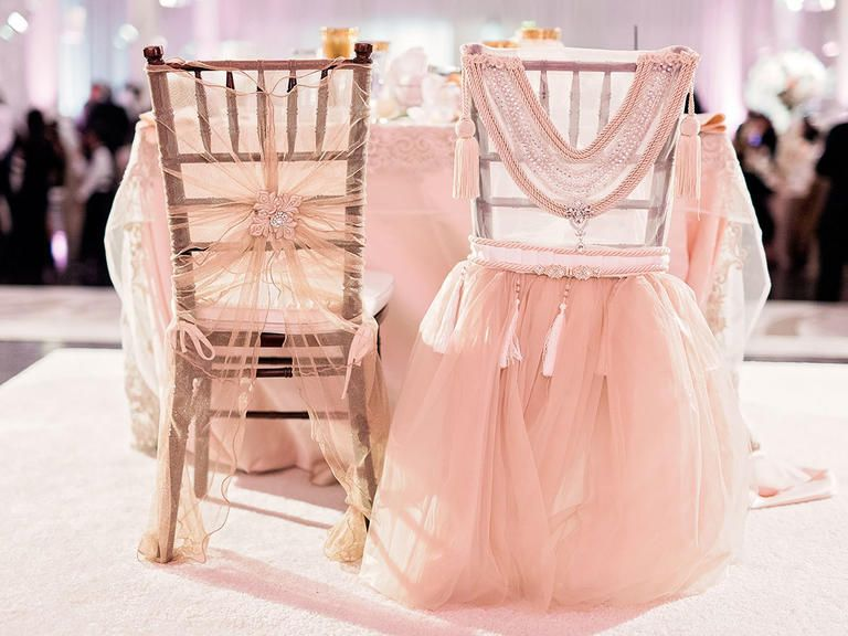 Share a love letter you and your new spouse wrote to each other with your friends and family by setting them on ceremony chairs or at their place setting. Your guests will feel like they're getting an intimate look into your relationship.