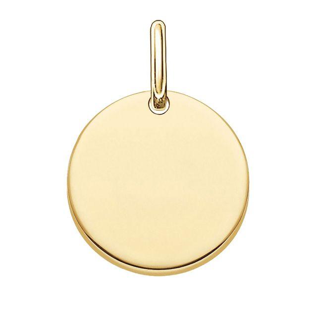 thomas sabo coin gold