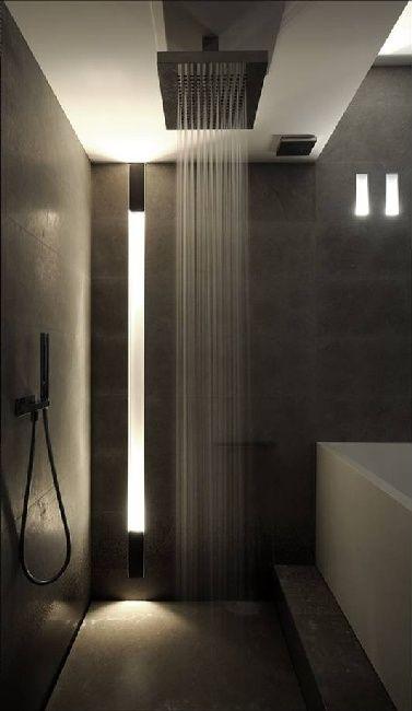 Salle De Bains Design Luxe Douche Vasque Baignoire Salle