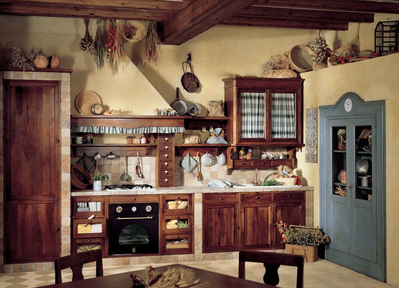 Cucine In Muratura Country Immagini.Foto Delle Cucine In Muratura Moderne E Personalizzabili Living Corriere Cucina In Muratura Cucine Rustiche Cucina Primitiva