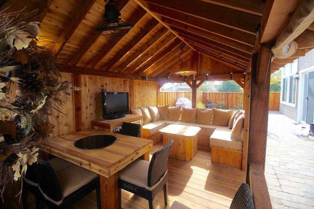 The Berkshire | Gazebo Dining Room & Living Room | Kensington Garden ...