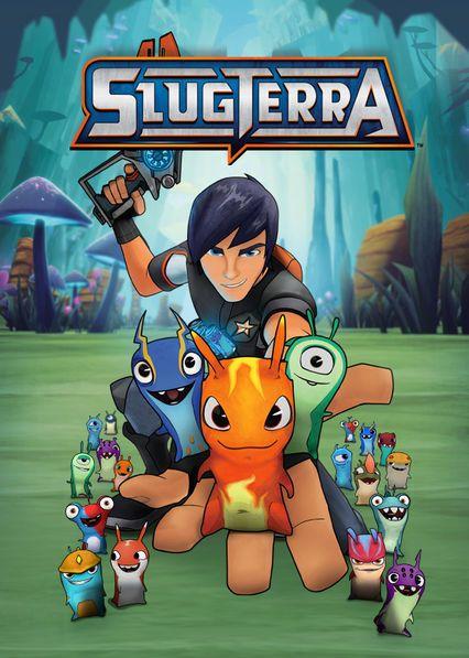 Slugterra - Saison 3 La saison 3  de la série  Slugterra est disponible en français sur Netflix France  ...