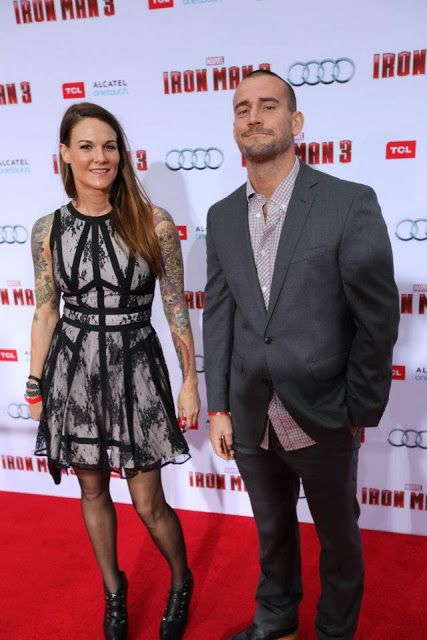 Cm punk amy dumas dating 2013