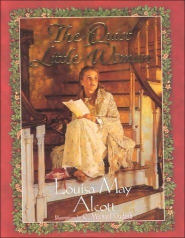 The Quiet Little Woman By Louisa May Alcott Unpaged In Prl