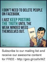 Image Result For Delete Facebook Meme Delete Facebook About Me Blog Social Media Detox